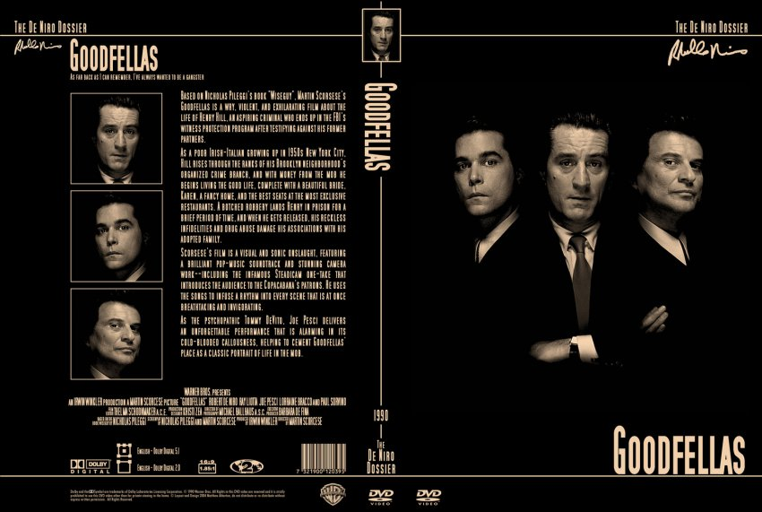 goodfellas cover